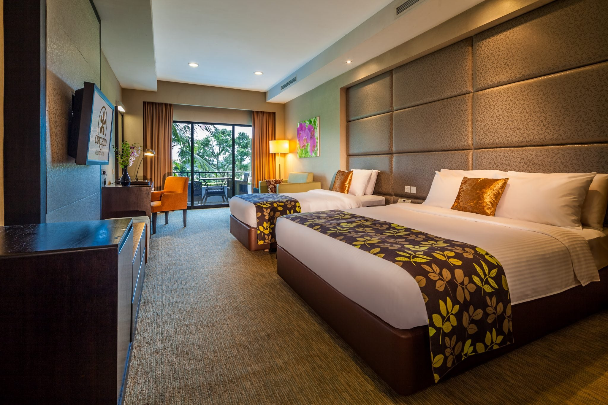 Book Affordable Staycation Packages | Orchid Golf & Resort
