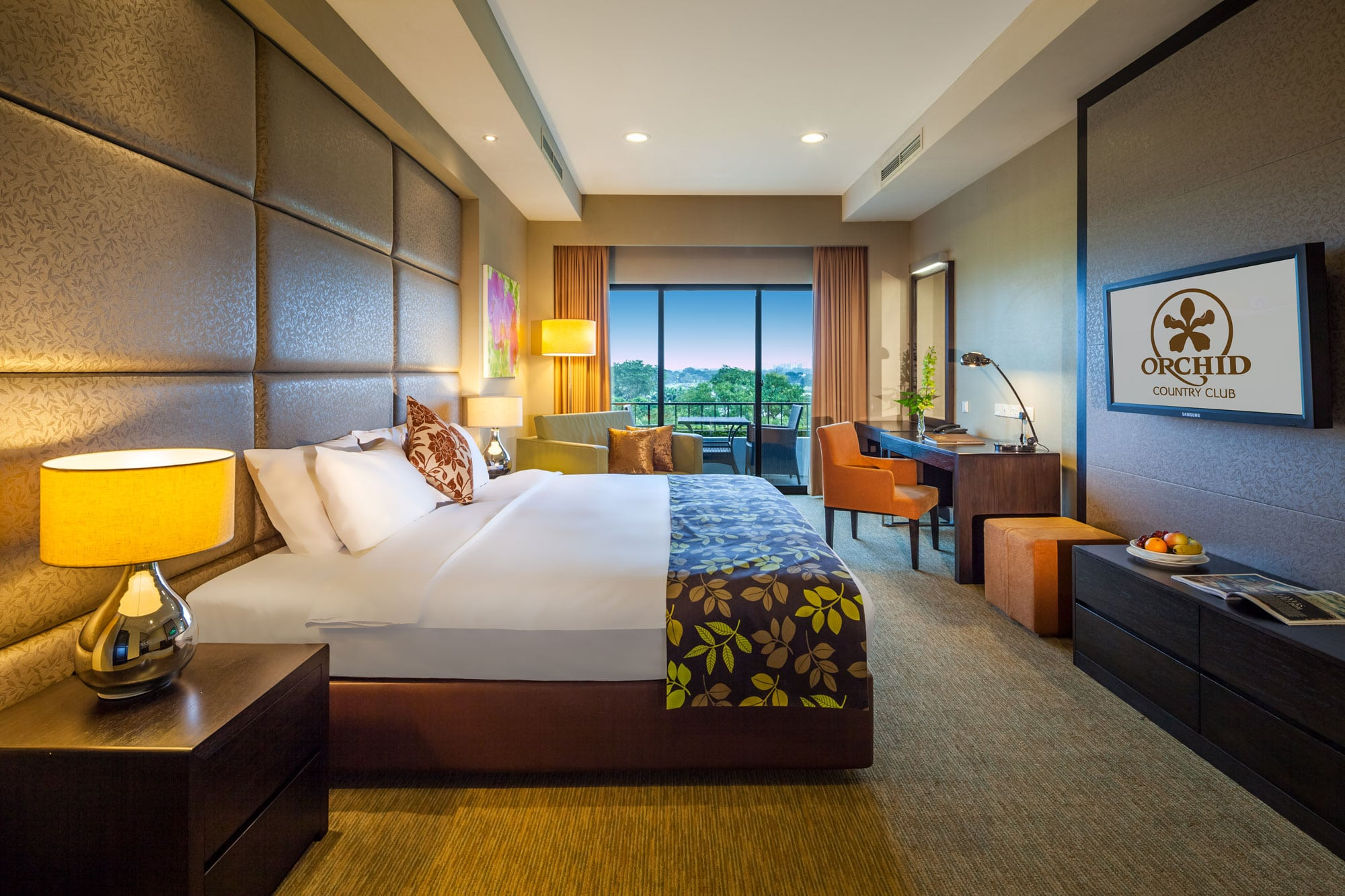 Deluxe Room - Orchid Country Club