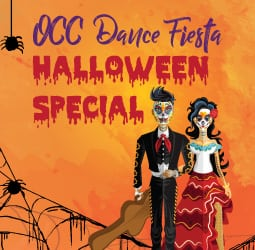 [Test Entry] DANCE FIESTA – HALLOWEEN SPECIAL –  (27 NOVEMBER 2018)