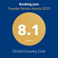 Booking.com - Traveler Review Award