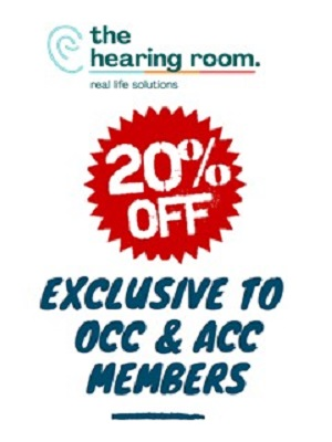 THE HEARING ROOM PROMOTION