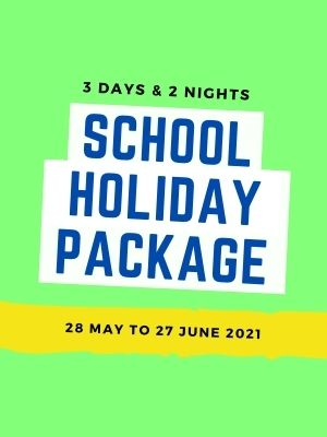 May June School Holiday Package