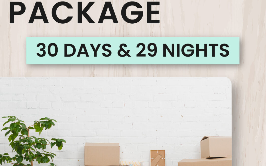 Home Relocation Package
