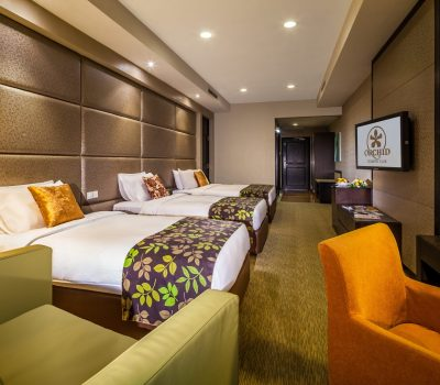Affordable staycations in Singapore at OCC Hotel